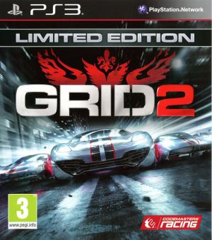 GRID 2 sur PS3