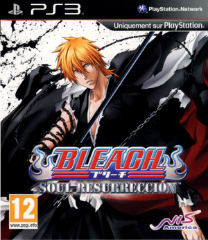 Bleach : Soul Resurreccion sur PS3