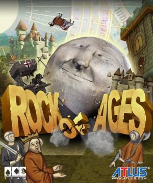 Rock of Ages sur PS3