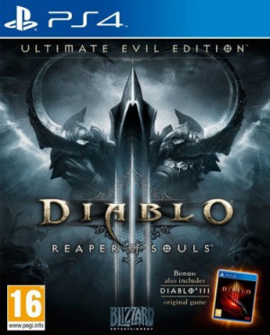 Diablo III : Ultimate Evil Edition sur PS4