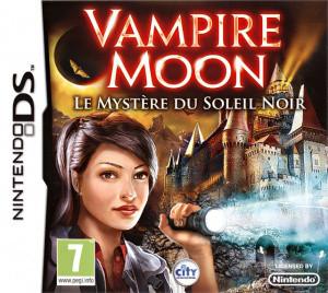 Vampire Moon : Le Mystère du Soleil Noir sur DS