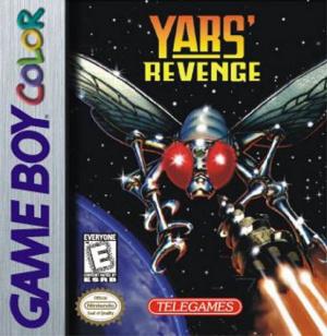 Yars' Revenge sur GB