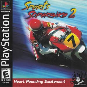 Sports Superbike 2 sur PS1