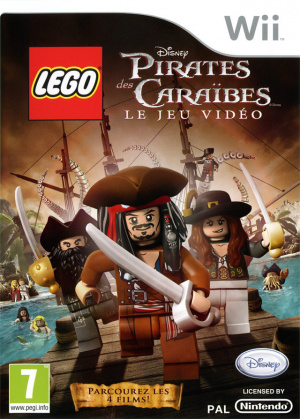LEGO Pirates des Caraïbes : Le Jeu Vidéo