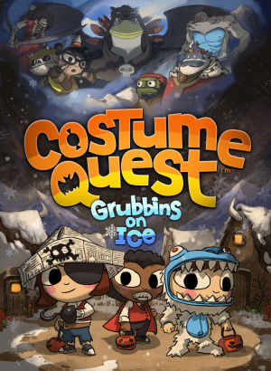 Costume Quest : Grubbins on Ice sur PS3