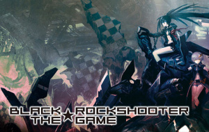 Black Rock Shooter : The Game sur PSP