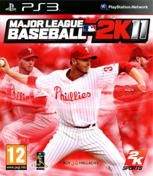 Major League Baseball 2K11 sur PS3
