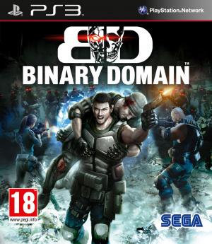 Binary Domain sur PS3