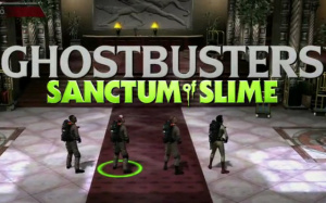 Ghostbusters : Sanctum of Slime sur PS3