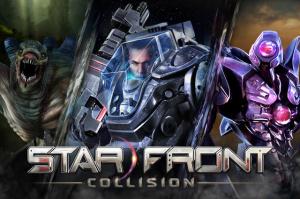 StarFront : Collision sur iOS