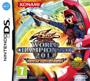 Yu-Gi-Oh ! 5D's World Championship 2011 : Over the Nexus sur DS