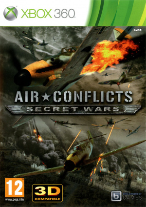 Air Conflicts Secret Wars sur 360