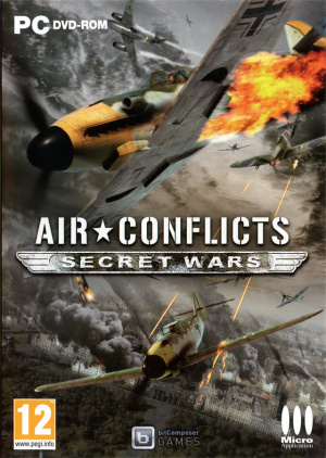 Air Conflicts Secret Wars sur PC