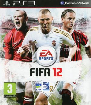 FIFA 12 sur PS3