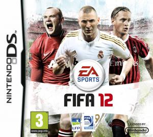 FIFA 12 sur DS
