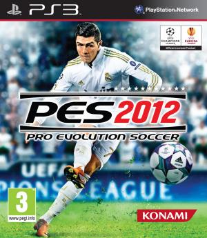 Pro Evolution Soccer 2012 sur PS3