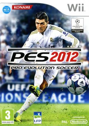 Pro Evolution Soccer 2012 sur Wii