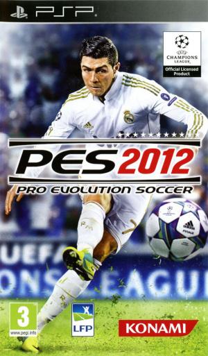 Pro Evolution Soccer 2012 sur PSP
