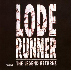 Lode Runner : The Legend Returns sur Saturn