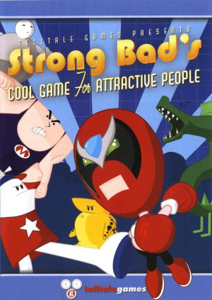 Strong Bad's Cool Game for Attractive People sur PS3