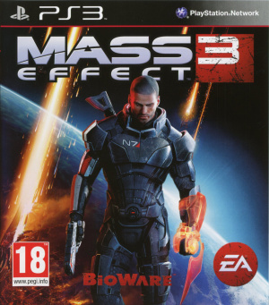 Mass Effect 3 sur PS3