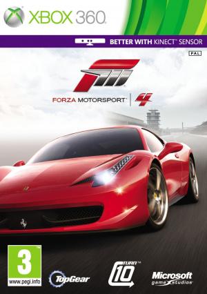 Forza Motorsport 4 sur 360