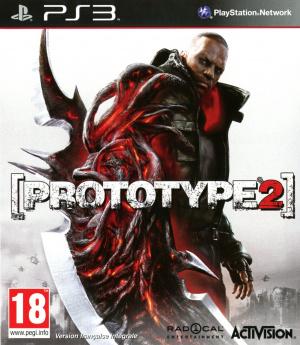 Prototype 2 sur PS3