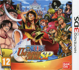 One Piece Unlimited Cruise SP.EUR.3DS-CONTRAST