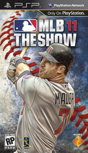 MLB 11 : The Show
