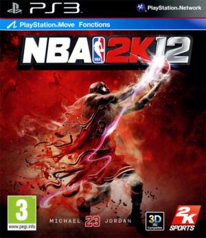 NBA 2K12 sur PS3