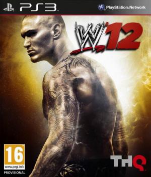 WWE'12 sur PS3