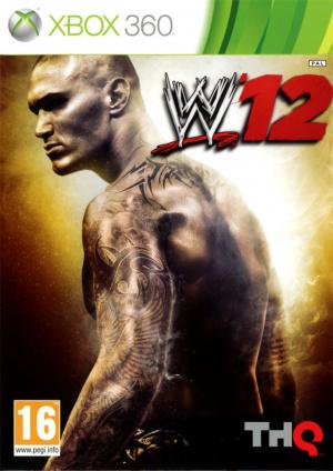 WWE'12 sur 360