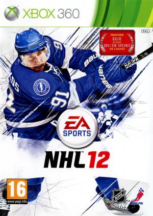 NHL 12 sur 360