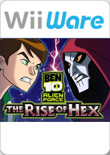 Ben 10 Alien Force the rise of hex