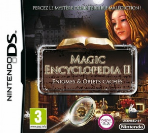 Enigmes & Objets Cachés : Magic Encyclopedia 2 sur DS