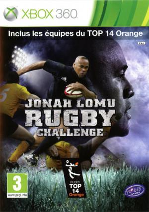 Jonah Lomu Rugby Challenge sur 360