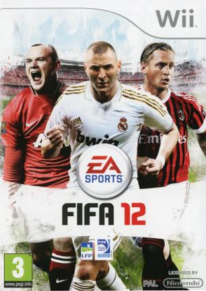 FIFA 12 sur Wii