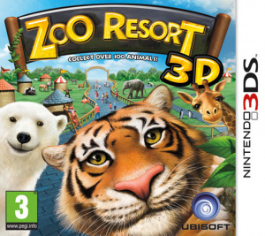 Zoo Resort 3D sur 3DS