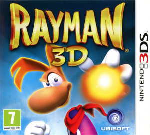 Rayman 3D [CIA]