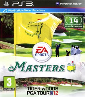 Tiger Woods PGA Tour 12 : The Masters sur PS3