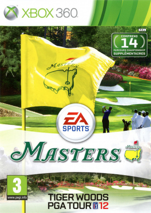 Tiger Woods PGA Tour 12 : The Masters sur 360