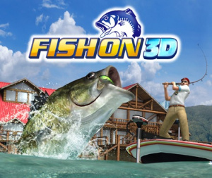 Fish On 3D sur 3DS