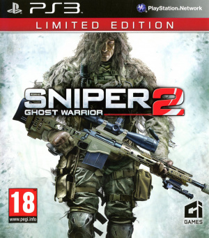 Sniper : Ghost Warrior 2 sur PS3