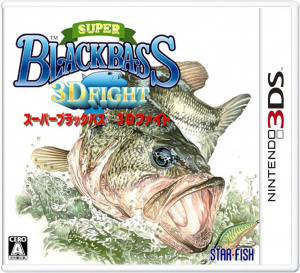 Super Black Bass 3D sur 3DS