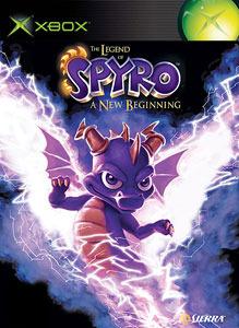 The Legend of Spyro : A New Beginning sur 360