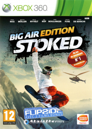 Stoked : Big Air Edition sur 360