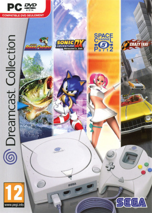 Dreamcast Collection sur PC