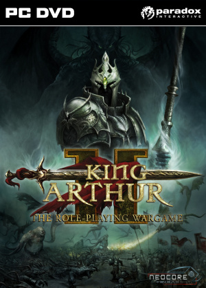 King Arthur II : The Role-playing Wargame sur PC