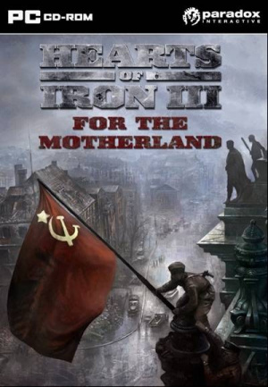 Hearts of Iron III : For the Motherland sur PC
