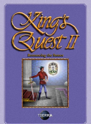 King's Quest II : Romancing the Stones - Enhanced Edition sur Mac